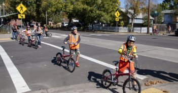 Kids get to school safely