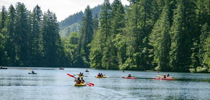 Celebrate State Parks Day — June 1