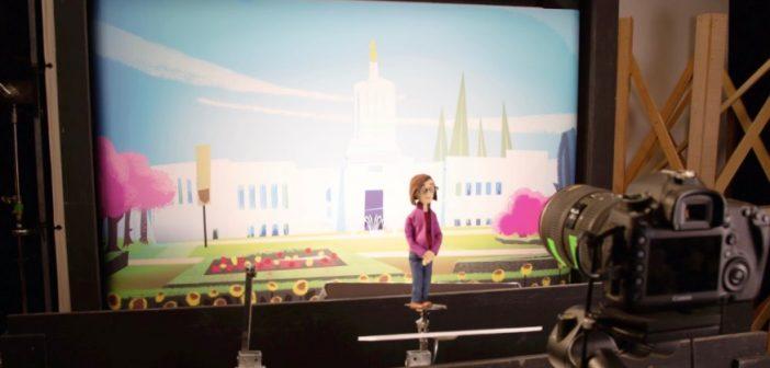 Animation clip