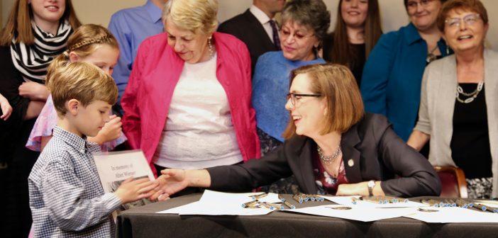 New Bill Mandates Holocaust & Genocide Education at Oregon Schools