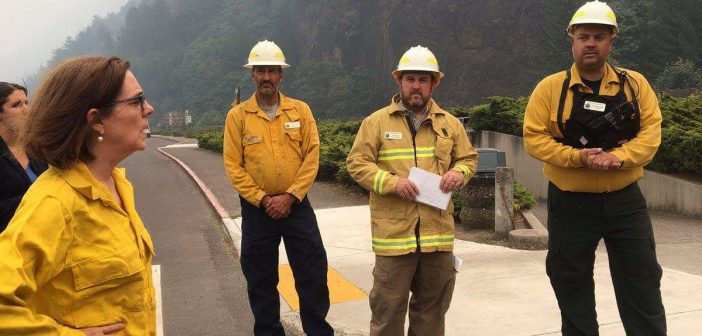 Incident Management Teams Fighting Fires