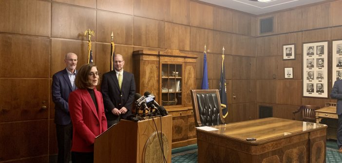 Governor Kate Brown Brokers Unprecedented Agreement Between Timber and Environmental Groups