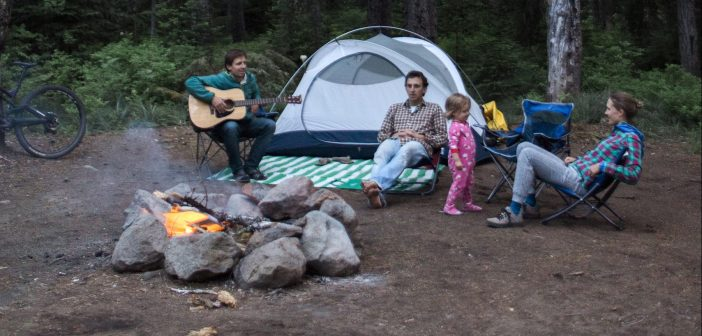 Camping Resumes at Some Oregon State Parks