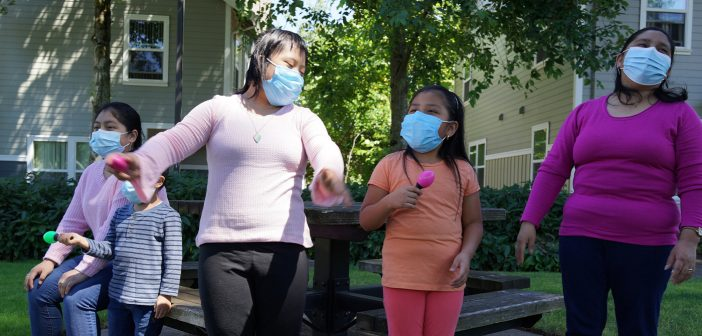 """CCA & the State Launch """"Wear a Mask for Me"""" PSA Campaign"""