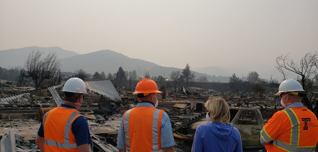 wildfire recovery