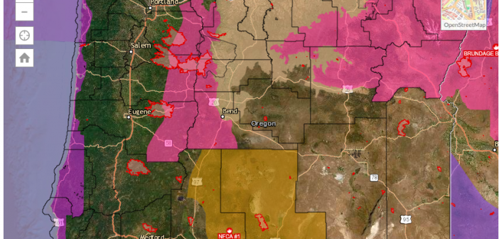 Making wildfire information quick, easy to access