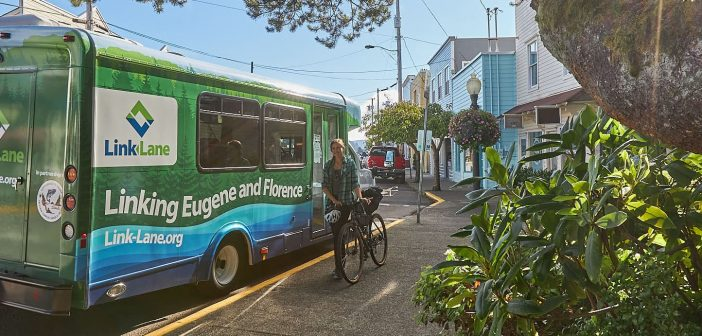 New Connector Transit Service in Lane County Survives COVID, Wildfires – and Thrives