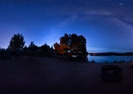 Prineville Reservoir State Park Recognized for Spectacular Stars