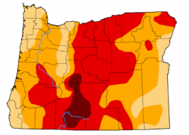Governor Kate Brown Directs State Agencies to Conserve Water in Response to Drought Conditions